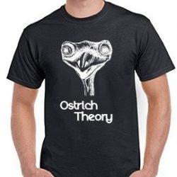 ostrich head shirt